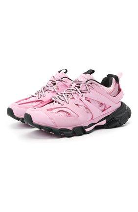 Комбинированные кроссовки Track | Фото №1