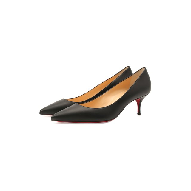 Кожаные туфли Kate 55 Christian Louboutin