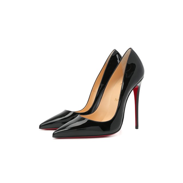 Кожаные туфли So Kate 120 Christian Louboutin