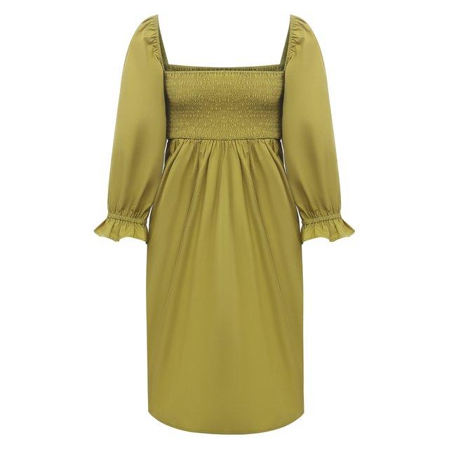 Хлопковое платье Faithfull the brand