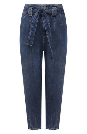Женские джинсы POLO RALPH LAUREN синего цвета, арт. 211828655 | Фото 1