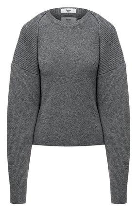 Женский комплект из жилета и кардигана THE FRANKIE SHOP серого цвета, арт. ST KSS KR 11 | Фото 1