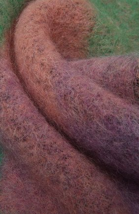 Женский шарф ACNE STUDIOS разноцветного цвета, арт. CA0084/W   Фото 2