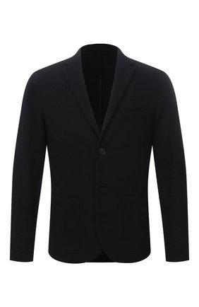 Мужской пиджак HARRIS WHARF LONDON черного цвета, арт. C8Z22PXF | Фото 1