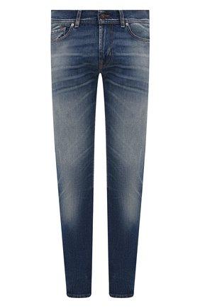 Мужские джинсы 7 FOR ALL MANKIND синего цвета, арт. JSD4K850AS | Фото 1