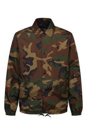 Мужская куртка POLO RALPH LAUREN хаки цвета, арт. 710832219 | Фото 1