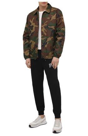 Мужская куртка POLO RALPH LAUREN хаки цвета, арт. 710832219 | Фото 2