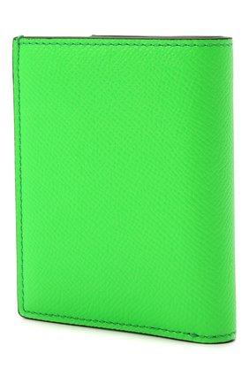 Мужской кожаный футляр для кредитных карт TOM FORD зеленого цвета, арт. Y0279T-LCL143 | Фото 2