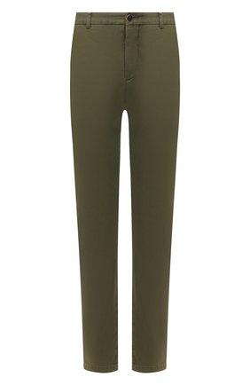 Мужские хлопковые брюки PT TORINO хаки цвета, арт. 211-C5 VT01Z00CHN/NT46 | Фото 1