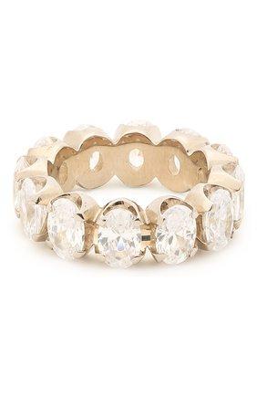 Женское кольцо LEVASHOVAELAGINA серебряного цвета, арт. p/r | Фото 1