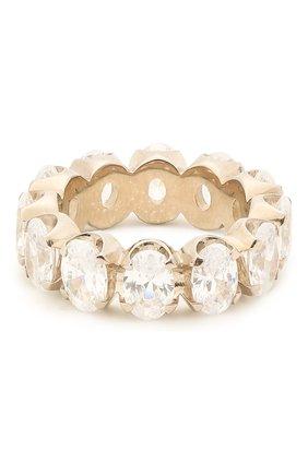 Женское кольцо LEVASHOVAELAGINA серебряного цвета, арт. p/r | Фото 2