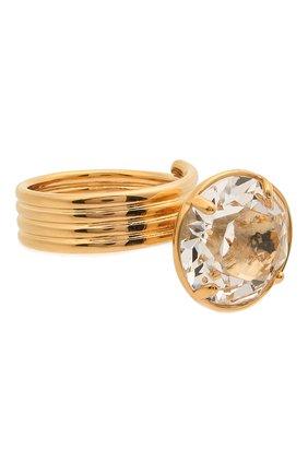Женское кольцо JW ANDERSON золотого цвета, арт. JY0063 0T0003   Фото 1