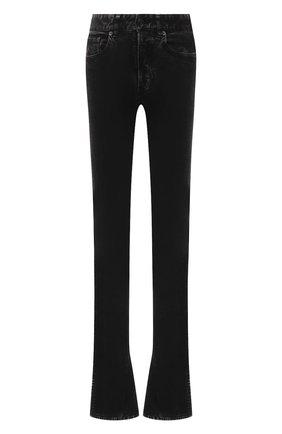 Женские джинсы BALENCIAGA черного цвета, арт. 641546/TJW39 | Фото 1