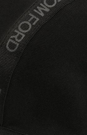Мужская маска для лица TOM FORD черного цвета, арт. MA0001-FAX813 | Фото 3