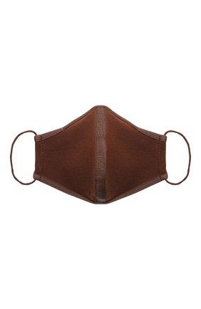 Мужская маска для лица TOM FORD коричневого цвета, арт. MA0001-FAX813 | Фото 1