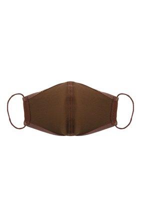 Мужская маска для лица TOM FORD коричневого цвета, арт. MA0001-FAX813 | Фото 2