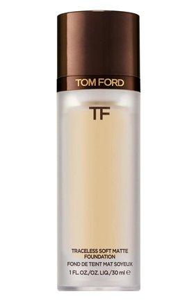Тональная основа traceless soft matte foundation, 1.4 bone TOM FORD бесцветного цвета, арт. T8X9-08 | Фото 1