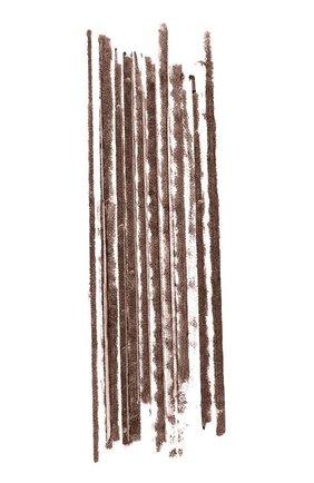 Рефилл к карандашу для бровей micro brow pencil, rich brown BOBBI BROWN бесцветного цвета, арт. ER16-08 | Фото 2