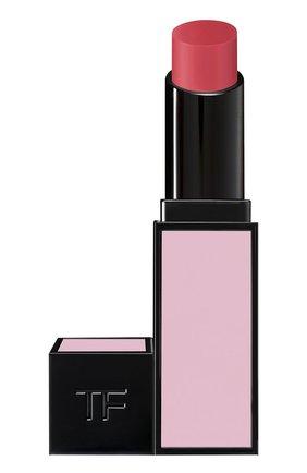 Помада для губ lip color satin matte, оттенок 26 to die for TOM FORD бесцветного цвета, арт. T9CC-26 | Фото 1