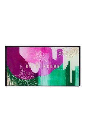 Палитра теней для век midnight waltz BOBBI BROWN бесцветного цвета, арт. ENMA-Y0   Фото 2