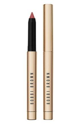 Помада для губ luxe defining lipstick, avant gardenia BOBBI BROWN бесцветного цвета, арт. ENJ1-01 | Фото 1