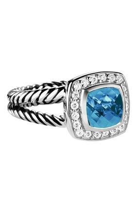 Женские кольцо DAVID YURMAN бесцветного цвета, арт. R07443DSSABTDI | Фото 1