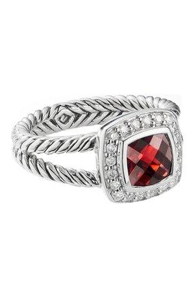 Женские кольцо DAVID YURMAN бесцветного цвета, арт. R07443DSSAPGDI | Фото 1