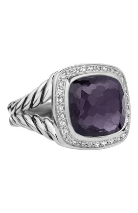 Женские кольцо DAVID YURMAN бесцветного цвета, арт. R12308DSSAAHDI | Фото 1