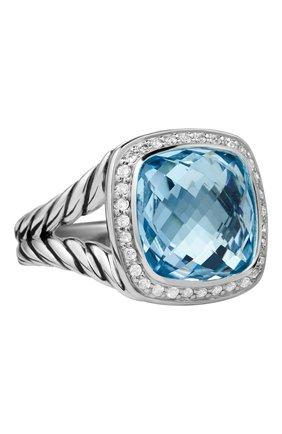 Женские кольцо DAVID YURMAN бесцветного цвета, арт. R12308DSSABTDI | Фото 1