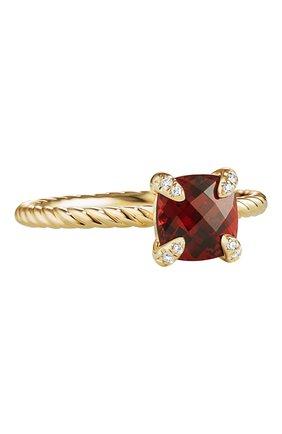 Женские кольцо DAVID YURMAN бесцветного цвета, арт. R12598D88AGADI | Фото 1