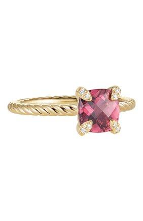 Женские кольцо DAVID YURMAN бесцветного цвета, арт. R12598D88APTDI | Фото 1