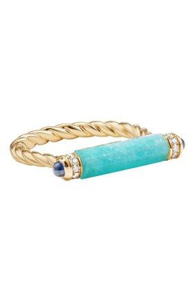 Женские кольцо DAVID YURMAN бесцветного цвета, арт. R13438D88IAZSADI | Фото 1