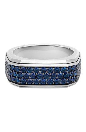 Мужское кольцо roman DAVID YURMAN серебряного цвета, арт. R25158MSSASA | Фото 1