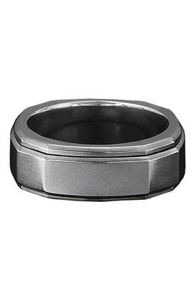 Мужское кольцо DAVID YURMAN серебряного цвета, арт. R25172MSS | Фото 1