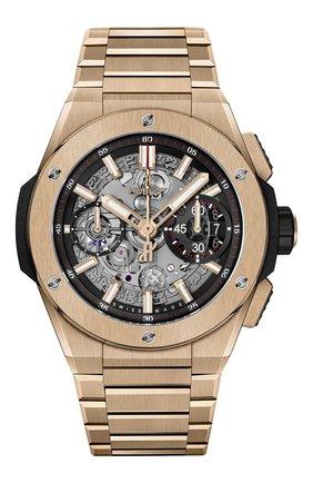 Мужские часы integral king gold HUBLOT серебряного цвета, арт. 451.OX.1180.OX | Фото 1