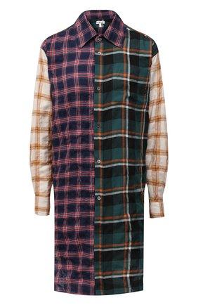 Женская рубашка LOEWE разноцветного цвета, арт. S359337XD5 | Фото 1