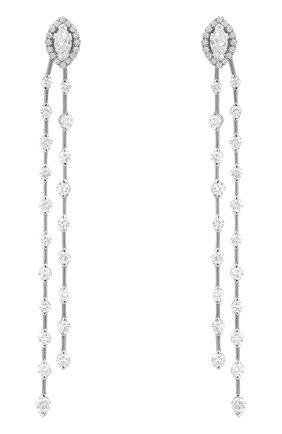 Женские серьги CASATO бесцветного цвета, арт. ORX1140BT-W | Фото 1