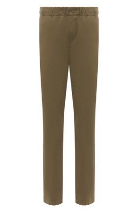 Мужские брюки 7 FOR ALL MANKIND хаки цвета, арт. JSCJB560FR | Фото 1