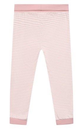 Детская хлопковая пижама SANETTA светло-розового цвета, арт. 221597   Фото 6