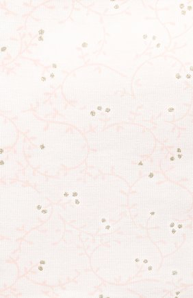 Детский бра-топ SANETTA белого цвета, арт. 346679 | Фото 3