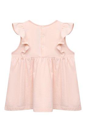 Детский топ TARTINE ET CHOCOLAT розового цвета, арт. TS10011/18M-3A | Фото 2