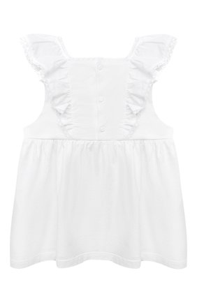 Детский топ TARTINE ET CHOCOLAT белого цвета, арт. TS10021/18M-3A | Фото 2