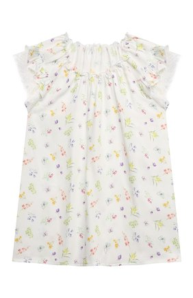 Детская пижама AMIKI CHILDREN белого цвета, арт. ADELIA | Фото 2