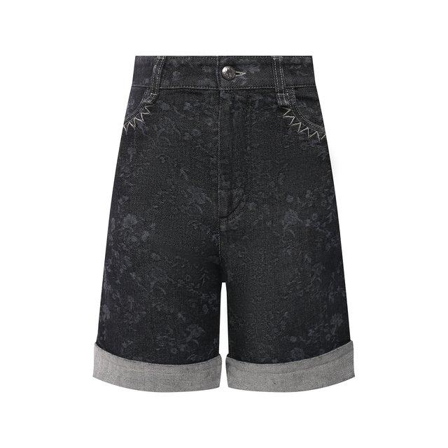 Джинсовые шорты Chloé