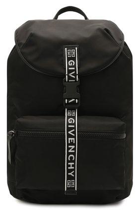 Мужской текстильный рюкзак light3 GIVENCHY черного цвета, арт. BK500MK128 | Фото 1