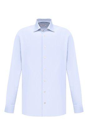 Мужская хлопковая сорочка ETON голубого цвета, арт. 1000 01867 | Фото 1