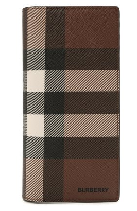 Мужской портмоне BURBERRY коричневого цвета, арт. 8036670 | Фото 1