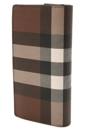 Мужской портмоне BURBERRY коричневого цвета, арт. 8036670 | Фото 2