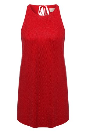 Женский топ из вискозы ALEXANDRE VAUTHIER красного цвета, арт. 211T01404B 1029B-202 | Фото 1
