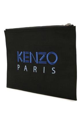 Женские папка для документов KENZO черного цвета, арт. FA65PM302F20 | Фото 2